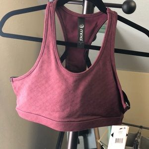 NWT MPG sport sports bra and Glyder pant set